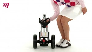 chariot de golf 3 roues 5 series
