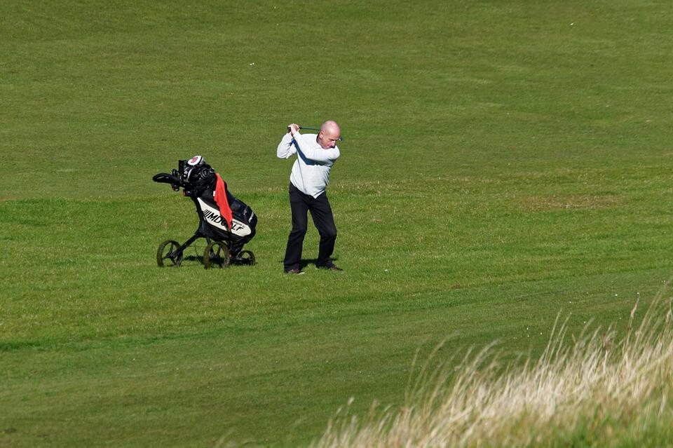 Acheter chariot de golf électrique