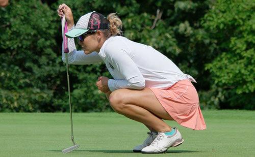 tenue golf femme