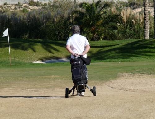 Les 3 avantages du chariot golf pliable